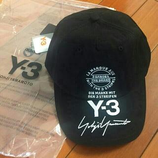 Y-3 - Y-3 ストリート ロゴ キャップ