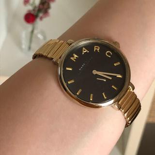 MARC JACOBS - MARC JACOBS 腕時計 極々美品 稼働中