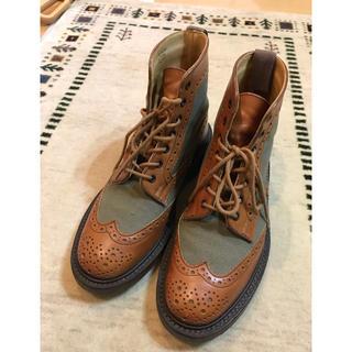 トリッカーズ(Trickers)のUnionworks  Tricker's ブーツ 25cm(ブーツ)
