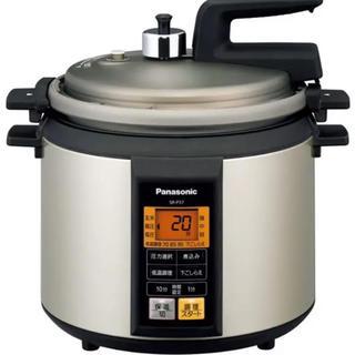 パナソニック(Panasonic)のPanasonic SR-P37-N(調理機器)