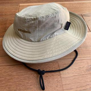 パタゴニア(patagonia)のPatagonia  ハット キッズL(帽子)