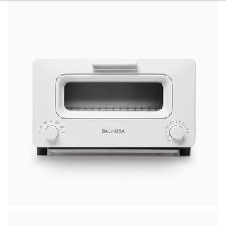 バルミューダ(BALMUDA)のバルミューダトースター 新品 ホワイト 白(調理機器)