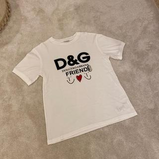 ドルチェアンドガッバーナ(DOLCE&GABBANA)のドルチェアンドガッバーナ Tシャツ(Tシャツ(半袖/袖なし))