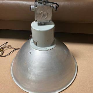 アクタス(ACTUS)のインダストリアル ビンテージ ランプ(天井照明)