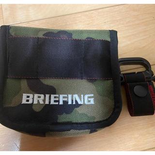 ブリーフィング(BRIEFING)のブリーフィングゴルフパターカバー(その他)