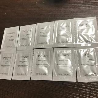 インフィニティ(Infinity)のchoco様専用インフィニティ 美容液と化粧水サンプル10袋(美容液)