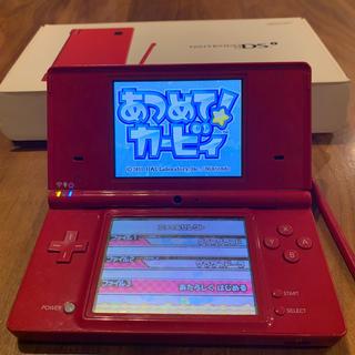 ニンテンドーDS - Nintendo NINTENDO DS 本体 ニンテンドー DSI RED