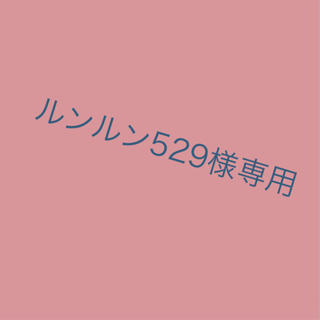 ルンルン529様専用(ポーチ)