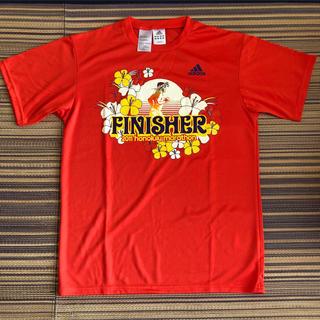 アディダス(adidas)のホノルルマラソン完走Tシャツ 2011(ランニング/ジョギング)