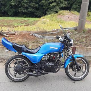カワサキ(カワサキ)のGPz250 旧車 希少(車体)
