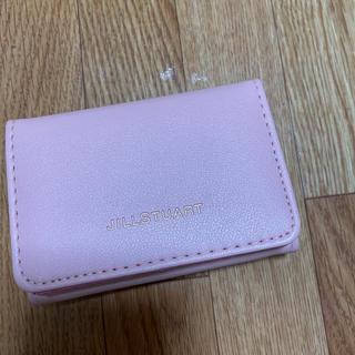 ジルスチュアート(JILLSTUART)のJILLSTUART折りたたみ財布(折り財布)