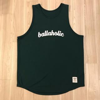ballaholic タンクトップ(バスケットボール)