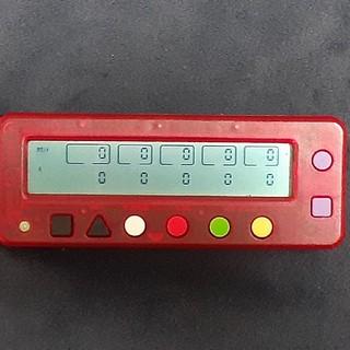 【送料無料】かちかち君 LED レッドスケルトン(パチンコ/パチスロ)
