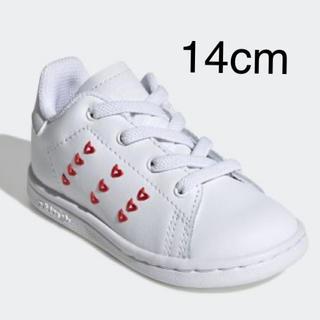 adidas - 新品!♡柄!スタンスミスキッズ♡14cm