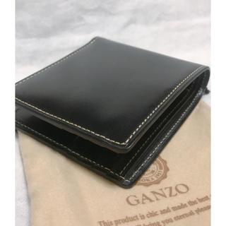 ガンゾ(GANZO)の【GANZO】BRIDLE CASUAL (ブライドルカジュアル)純札入れ(折り財布)
