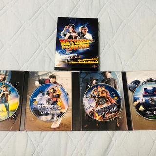 ユニバーサルエンターテインメント(UNIVERSAL ENTERTAINMENT)のバック・トゥ・ザ・フューチャー DVD トリロジー(外国映画)
