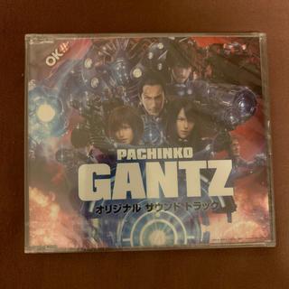 GANTZ CD オリジナルサウンドトラック パチンコ 新品未開封 非売品