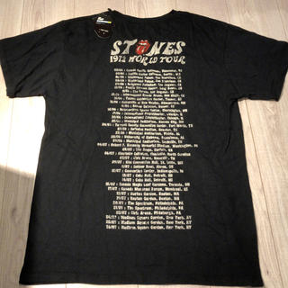 フィアオブゴッド(FEAR OF GOD)の本物 公式 ストーンズ バンド tシャツ ガンズ メタリカ ラモーンズ kiss(Tシャツ/カットソー(半袖/袖なし))