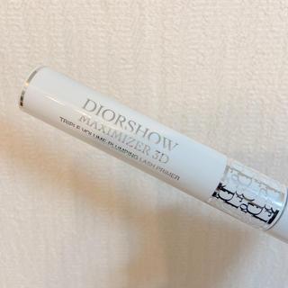 ディオール(Dior)のDior show ディオールショウ マキシマイザー3D 001 マスカラベース(マスカラ下地/トップコート)