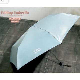 ジャーナルスタンダード(JOURNAL STANDARD)のジャーナルスタンダード 折りたたみ傘(傘)