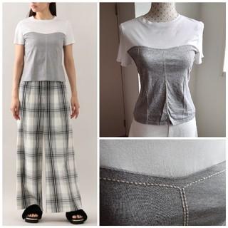 エポカ(EPOCA)のエポカ  カットソー Tシャツ(Tシャツ(半袖/袖なし))