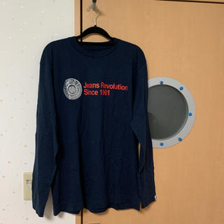 エドウィン(EDWIN)のEDWIN ロングスリーブTシャツ 長袖シャツ(Tシャツ/カットソー(七分/長袖))