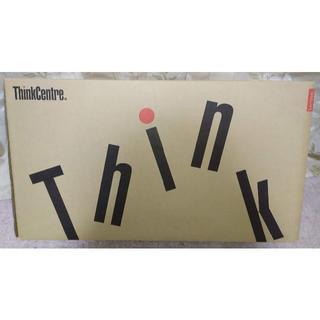 レノボ(Lenovo)の★新品・送料込★Lenovo ThinkCentre M75q-1 (デスクトップ型PC)