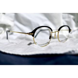 アヤメ(Ayame)のayame アヤメ BEANIE ビーニー 47サイズ BK(ブラック) 眼鏡(サングラス/メガネ)