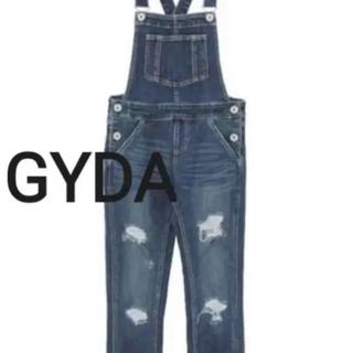 GYDA - ジェイダ デニムサロペット❤︎即日発送