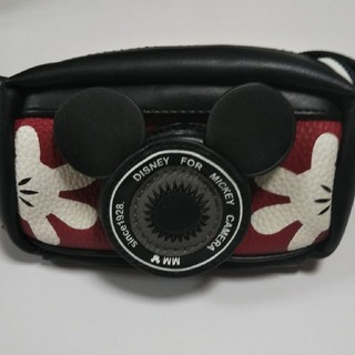 ディズニー(Disney)のカメラケースorミニポーチ(ケース/バッグ)