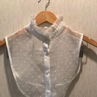 ウィゴー(WEGO)のWEGO シースルー付け襟(つけ襟)