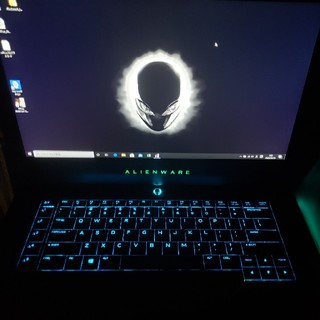 デル(DELL)の特価!Dell Alienware 8750h 1070 office①(ノートPC)
