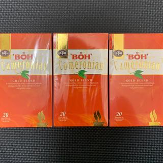 3箱セット BOH マレーシア産 紅茶 ティーバッグ(茶)