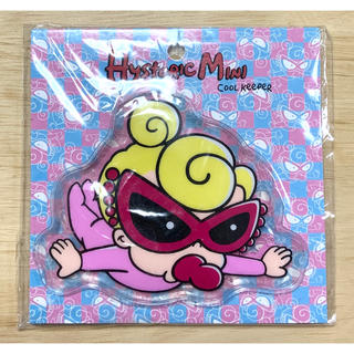 ヒステリックミニ(HYSTERIC MINI)のヒスミニ☆正規品☆新品☆保冷剤☆COOL KEEPER☆ピンク(弁当用品)