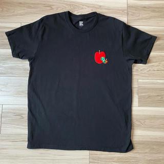 グラニフ(Design Tshirts Store graniph)のグラニフ はらぺこあおむし Tシャツ メンズL(Tシャツ/カットソー(半袖/袖なし))