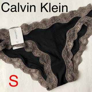 Calvin Klein - 119新品★カルバンクライン ビキニ ショーツ S ツルッサラッとしてお勧め!