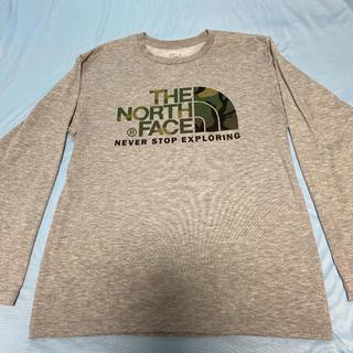 THE NORTH FACE - ノースフェイス ロンTシャツ