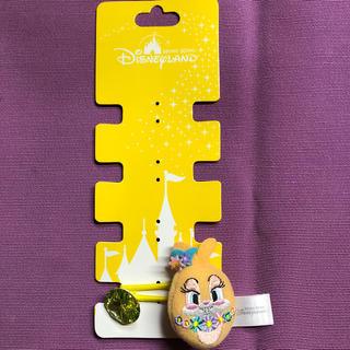 ディズニー(Disney)の香港ディズニーランド ミスバニー ヘアゴム ヘアアクセサリー(ヘアゴム/シュシュ)