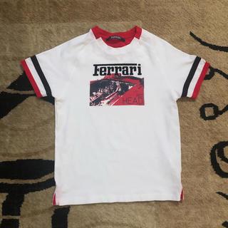 フェラーリ(Ferrari)のキズT/シャツ(Tシャツ/カットソー)