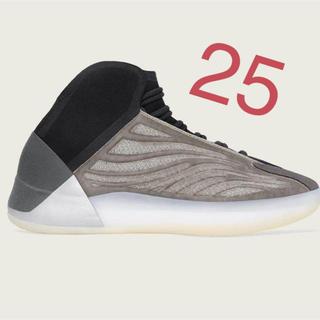アディダス(adidas)の国内正規品 25cm yeezy qntm YZY QNTM BARIUM(スニーカー)