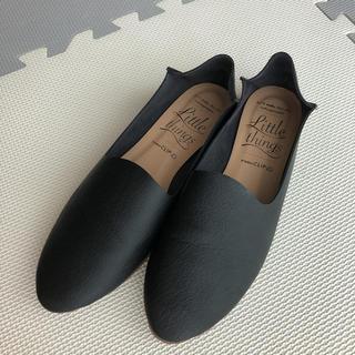 スタディオクリップ(STUDIO CLIP)のスタディオクリップ フラットシューズ ブラック L(ローファー/革靴)