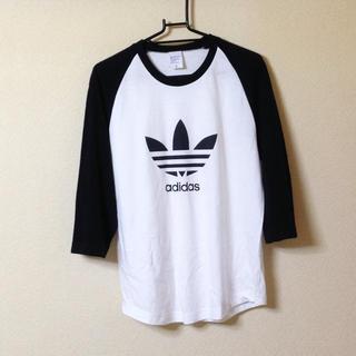 アディダス(adidas)のアディダス七分袖★(Tシャツ(長袖/七分))
