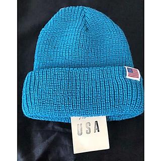 ロンハーマン(Ron Herman)のロンハーマン  RHC ニット帽 USA(ニット帽/ビーニー)