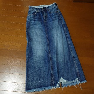 ロデオクラウンズワイドボウル(RODEO CROWNS WIDE BOWL)のロデオクラウンズ ロングスカート XS(ロングスカート)