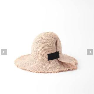 イエナ(IENA)のIENA 【La Maison de Lyllis/ラメゾンドリリス】FOLD(麦わら帽子/ストローハット)