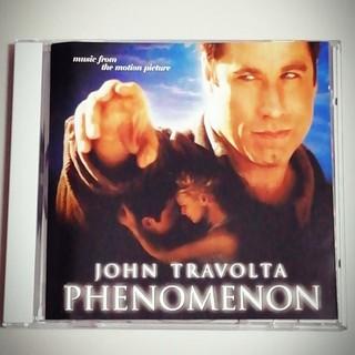 フェノミナン Phenomenon    サントラ  CD 邦盤(映画音楽)