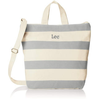 リー(Lee)のLee コットンキャンバスショルダーバッグ(ショルダーバッグ)
