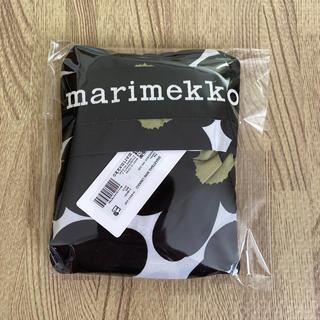 マリメッコ(marimekko)の新品未開封✰マリメッコ エコバッグ ミニウニッコ ブラック(エコバッグ)