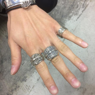 クロムハーツ(Chrome Hearts)のクロムハーツまとめ売り(リング(指輪))