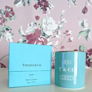 ティファニー(Tiffany & Co.)のティファニー アロマキャンドル キャンドル(キャンドル)